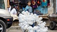 الأطفال اليمنيون.. الفقر والحرب تحولهم إلى باعة متجولين ومتسولين (تقرير خاص)