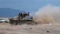 لحج: الجيش يتقدم في القبيطة ومقتل المرافق الشخصي لقائد مقاومة الصبيحة