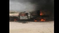 شبوة: إصابة جندي من قوات النخبة إثر انفجار عبوة ناسفة بأحد الأطقم بالصعيد