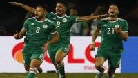 منتخب الجزائر يكرّس هيمنته على المجموعة الثامنة بفوز ثاني